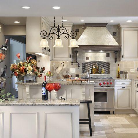 Dream Kitchens White Kitchens