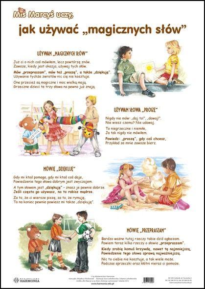 Pin by Agataduda on Dzieci | Dzieci, Rymowanki, Domowe przedszkole