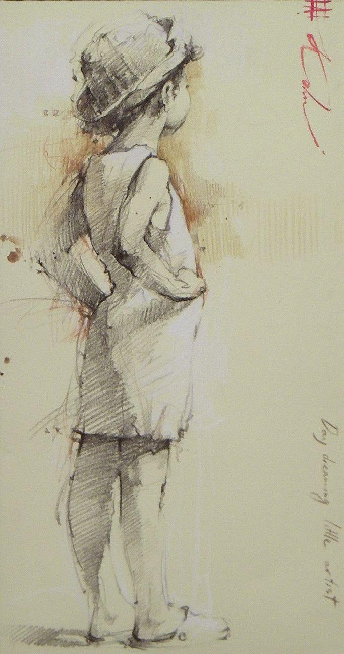 Desenho de Andre Kohn