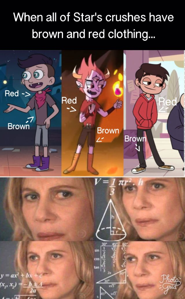 I guess you need to be able to dance/sing and wear red and brown and Star will like you, k. |Star vs the Forces of Evil| Credit @livieblue