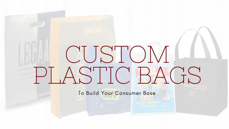 Most of the renowned retail brands have their own customized plastic bags that are simply loved by consumers. Why are these bags useful for brands and also for consumers at the same time? Check out here at plasticbagsource.com  #customplasticbags #plasticbags #shoppingbags
