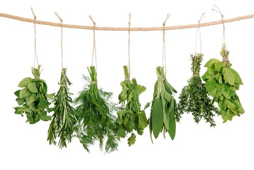 Powerful Herbs, excellent #natural options for adding flavor to meals