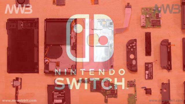 Smontare in tutte le sue parti Nintendo Switch, guida dettagliata all'apertura per una riparazione o solo per vedere come è costruita dentro