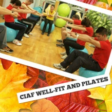 CIAF WELL-FIT AND PILATES