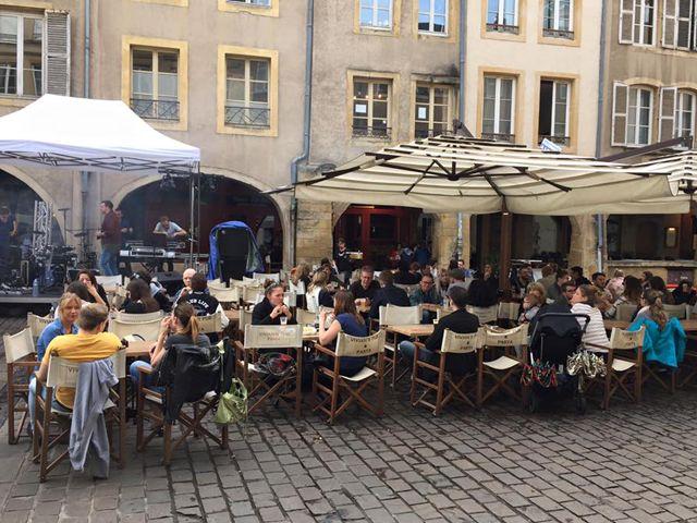 Bar terrasse Metz - Le vivian's pub