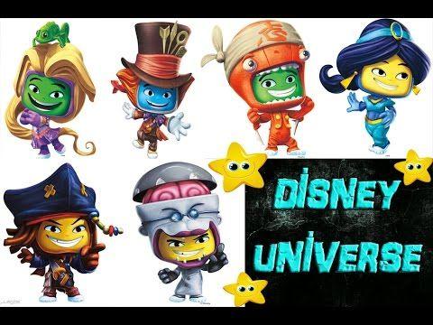 Disney Universe Games