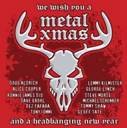 Top 10 Heavy Metal Christmas Songs - get ready for a moshing Metal Xmas with my personal choice of the best Heavy Metal and Hard Rock songs on...