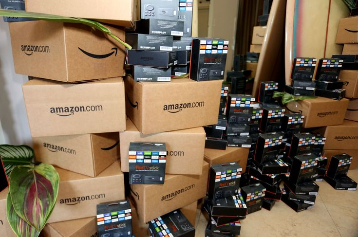 Amazon Seeks to Cut Waste With Box Recycling Program