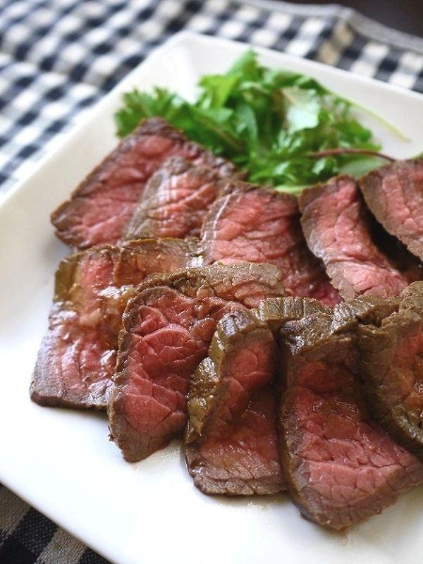 簡単ローストビーフ by たっきーママ   レシピサイト「Nadia   ナディア」プロの料理を無料で検索
