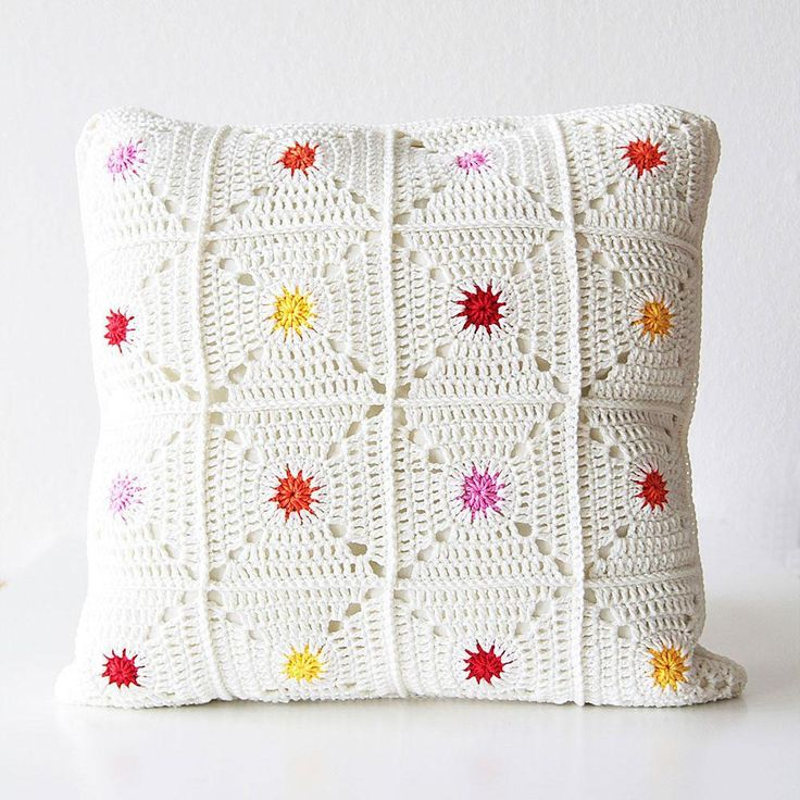 Hot spot pillow pattern to buy
