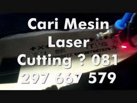 Jual Mesin Laser Cutting Kulit Imitasi untuk Industri Tas Sepatu Sandal
