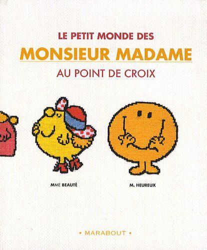 PETIT MONDE DES MONSIEUR MADAME AU POINT DE CROIX by COLLECTIF http://www.amazon.ca/dp/2501061934/ref=cm_sw_r_pi_dp_8Q-4tb1GAEEEB