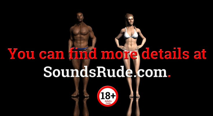Sounds Rude - Body Parts