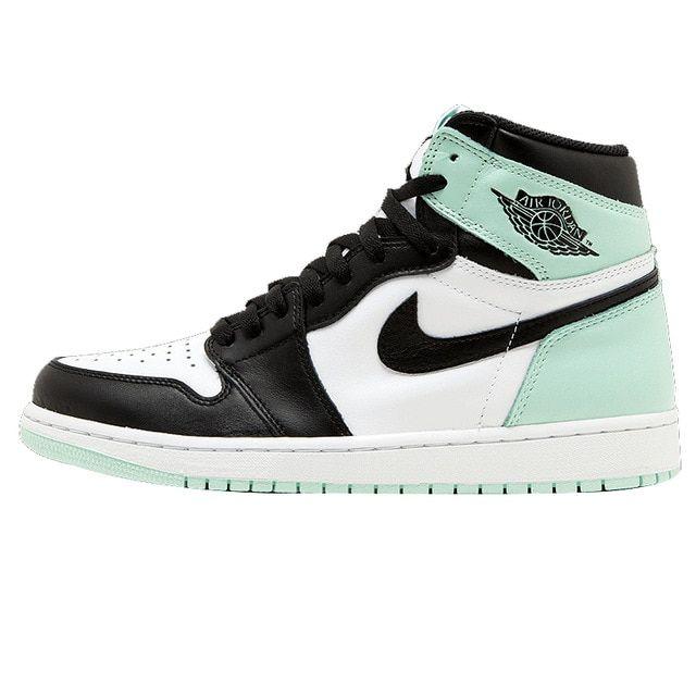 Nike Air Jordan Basketball Shoes Mint