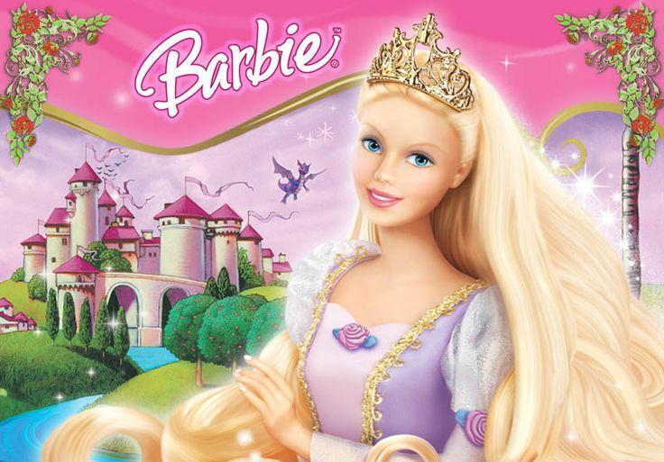 Barbi pronađi