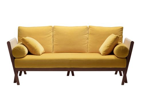 17 Best Ideas About Yellow Leather Sofas On Pinterest Retro Furniture Mid Century Furniture