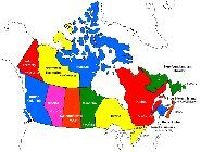 Canadian maps to print of all kinds great for geography lessons!