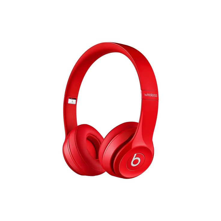 Beats Solo2 On-Ear Red