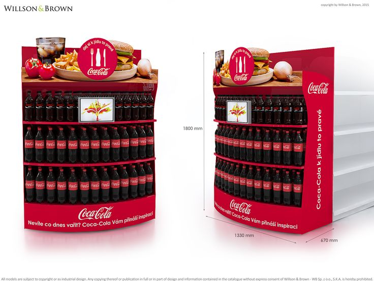 Willson & Brown Czech - Individual Display, Coca-Cola, account manager: Jakub Teodorowski - jakub.teodorowski@willson-brown.com, +420 606 214 446 #display #individualdisplay #POS #pointofsale #POP #pointofpurchase #posmaterials #popmaterials #pointofsalematerials #pointofpurchasematerials #posvisibility #instore #instoremarketing #retail #trade #trademarketing #productdesign #productdisplay #stojan #drink #softdrinks #cocacola