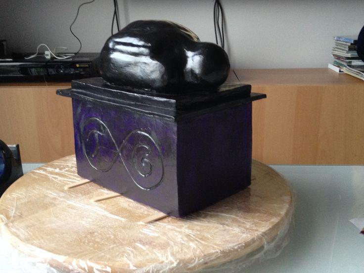 Urne funeraire pour une amie