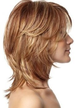 Medium haircut - 40+ 50+ 60+ - corte de cabelo médio
