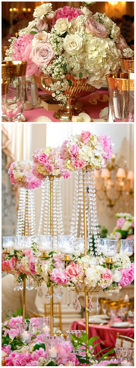 Florals ♥ Centerpiece Ideas