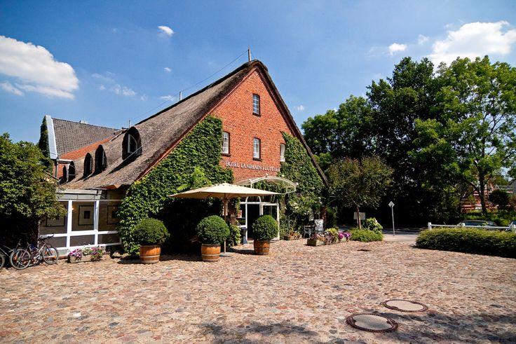Das Hotel Landhaus Flottbek