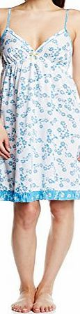 Cyberjammies Womens Daisy Printed Chemise Floral Negligee, Blue (Aqua Mix), Size 8 No description (Barcode EAN = 5051877111561). http://www.comparestoreprices.co.uk/chemises/cyberjammies-womens-daisy-printed-chemise-floral-negligee-blue-aqua-mix--size-8.asp