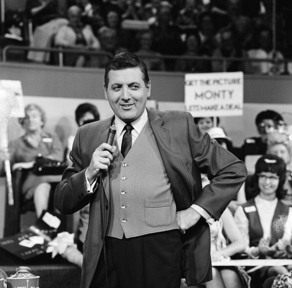 "Bet You Didn't Know They Were Canadian - Monty Hall The original host of ""Let's Make A Deal"" was born in Winnipeg."