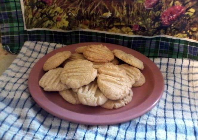 Melting moments cookie recipe uk