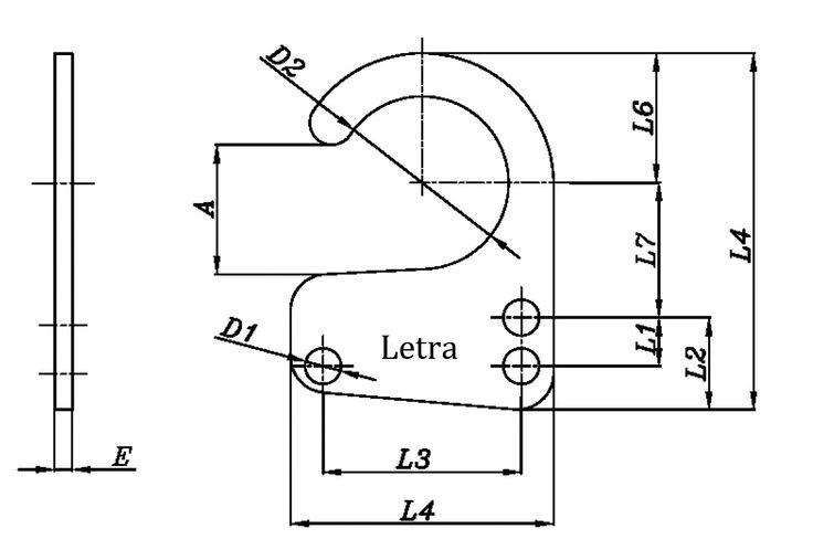 8 best images about 1 muelles anillas matrizadas y - Muelles de traccion ...