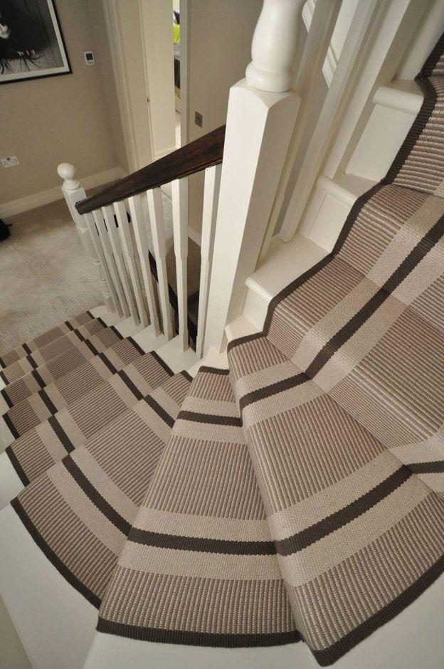 Flatweave Stripes. PNT 25 Carpet | Hartley & Tissier @mdmcuriel