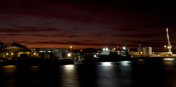 Rypefjord/ Hammerfest Foto: Elisabeth Johnsen