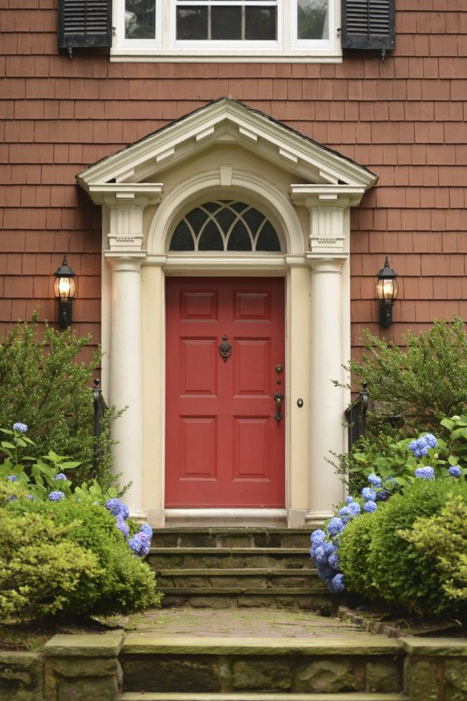 23 Best Images About Front Doors On Pinterest White