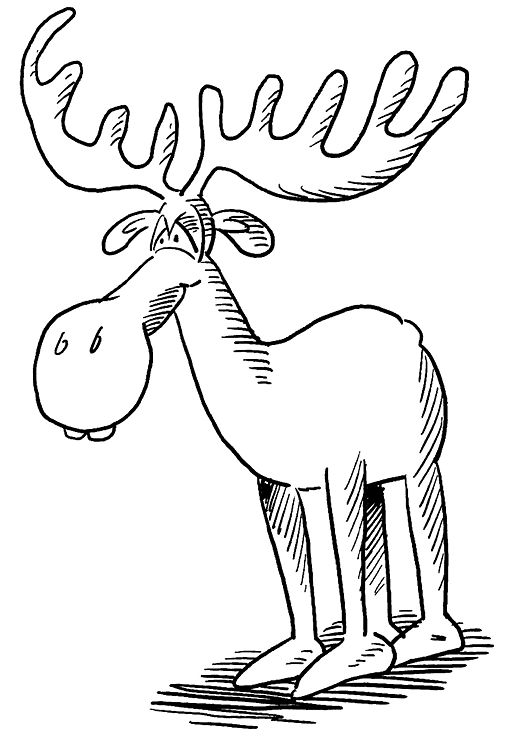 moose clip art - Google Search