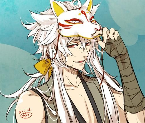 小狐丸(。・ω・。)ノ♡
