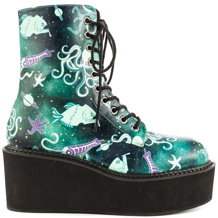 Sea Galaxy - Teal Too Fast $84.99