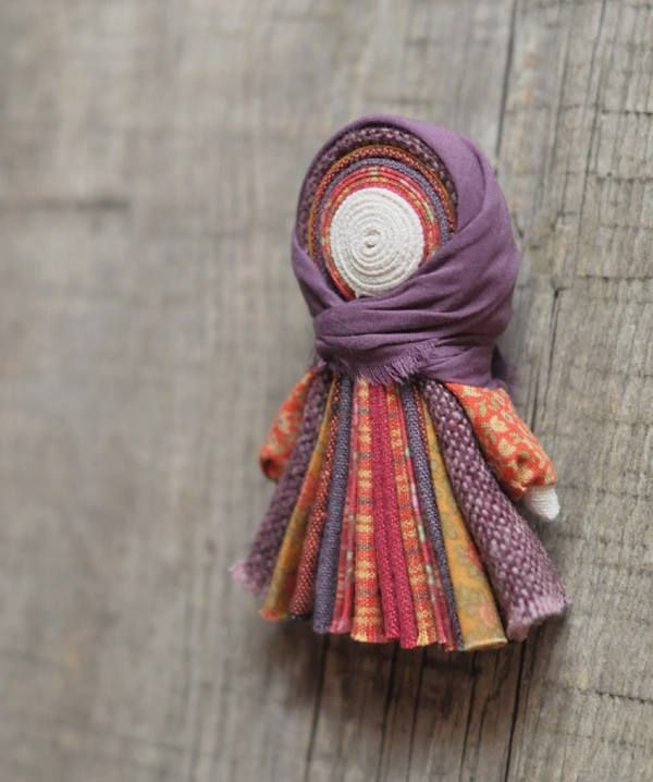 Easy Ukraine Folk Doll (Motanka)