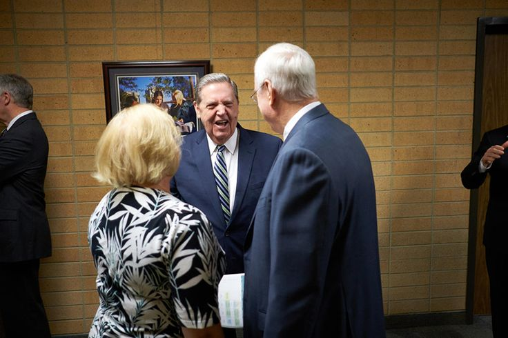 Elder Holland shares 'the missionary speech of all time' at Seminar for New Mission Presidents