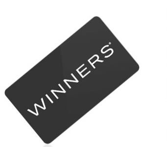 Winners' Gift Card