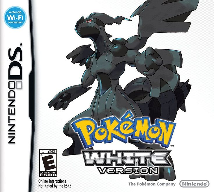Pokemon White Version  Nintendo DS  IGN