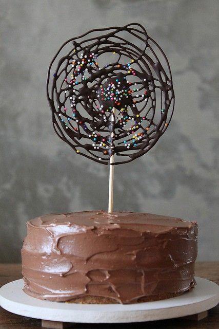 love this cake!!! Chocolate Fabulous!!!