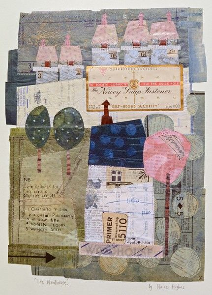 Oh Golly Gosh - Gallery The Woodhouse Elaine Hughes