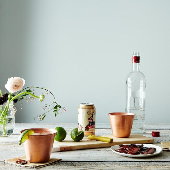 Moscow Mule Copper Cup on Food52: http://food52.com/provisions/products/1077-moscow-mule-copper-cup #Food52
