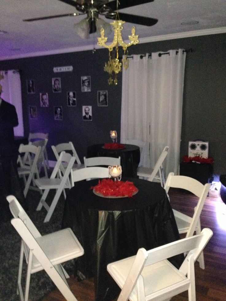 17 best images about murder mystery party on pinterest for 1920s decoration ideas
