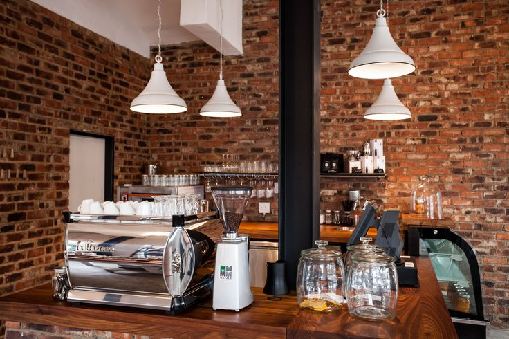 The Whippet Coffee shop in Linden, Johannesburg