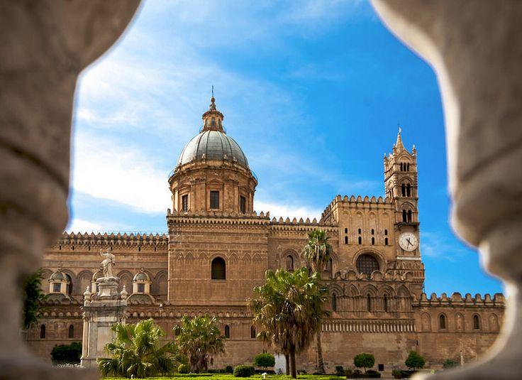 #PalermoCathedral (#Sicily, #Italy)
