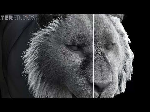 3D Hair and Fur VFX Demo Reel by Dexter Studios (Zelos Fur R&D) - YouTube