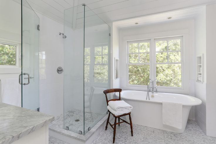 Marvelous plastic shower caddy in Bathroom Transitional with Shower Floor Tile next to Window In Shower alongside White Bathroom and Bathroom Shower Ideas