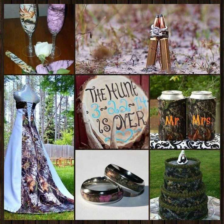 17 Best images about Camo Wedding on Pinterest Camo wedding
